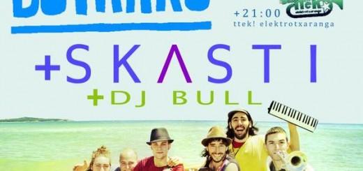 Concierto de BONGO BOTRAKO, SKASTI, y DJ BULL