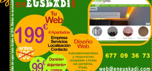 WEBS BARATAS BIZKAIA 677 09 36 73